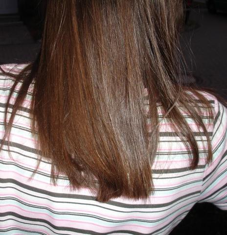 meine Naturhaarfarbe  - (Haare, Beauty, Naturhaarfarbe)