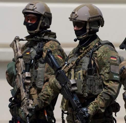 ¿Wie schaffe ich mit 22 zu KSK zu kommen (Bundeswehr)?