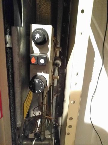 Wie schalte ich meinen Gasofen ein?
