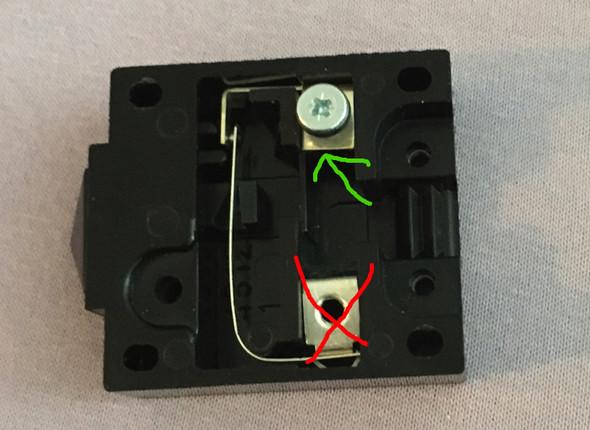 Truhenschalter - (Elektrik, schranklicht, Truhenschalter)