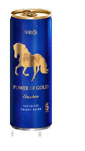 Wie schmeckt dieser unbekannte Premium Energy Drink POWER OF GOLD?