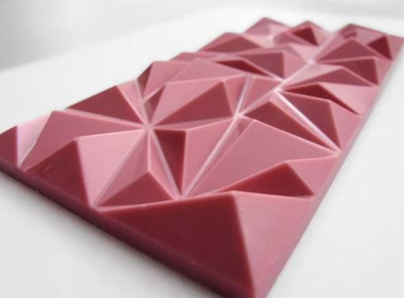 Wie schmeckt Ruby Schokolade?