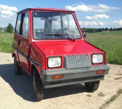 Casilini Sulky bj.'96 Krankenfahrstuhl. Heute noch ohne Führerschein zu fahren? - (Ausbildung, Führerschein, Verkehrsrecht)