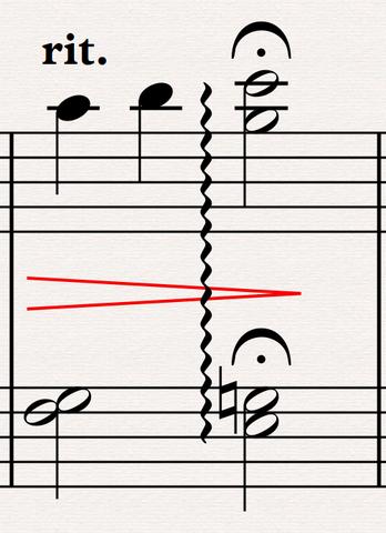 Das Problem - (Musik, Noten, Klavier)