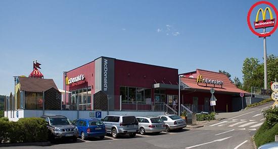 McDonalds Logo - (Wissen, McDonalds)