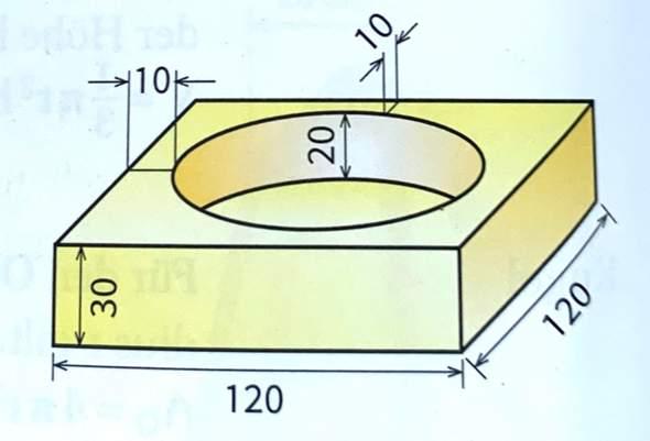 Wie schwer ist die abgebildete Messingschale?