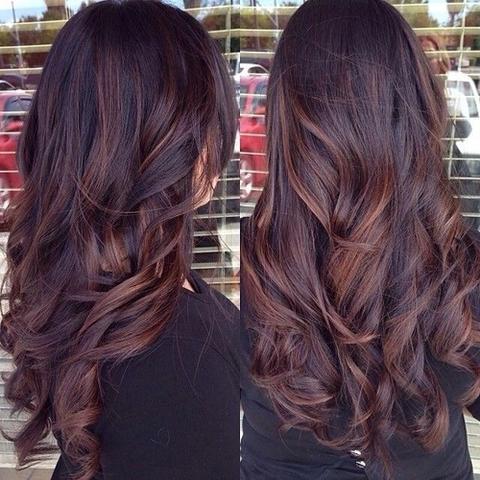 hier das bild - (Haare, Haare färben, Strähnchen)