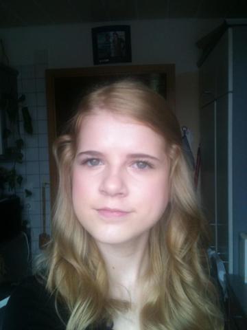 so seh ich jetzt aus - (Haare, Beauty, Aussehen)