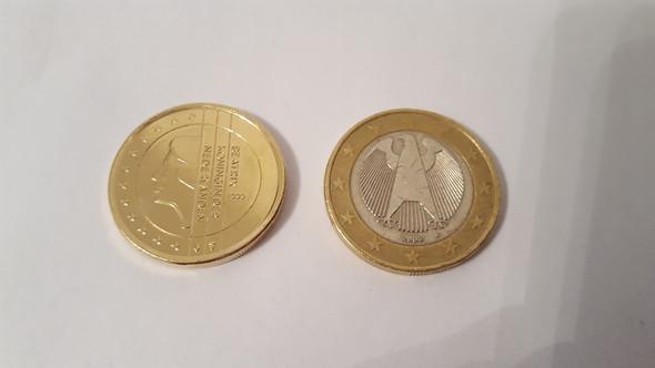 Wie Selten Ist Diese 1 Euro Münze Sammeln Münzen