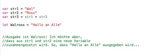 CODE - (Programmieren, Java, iOS)