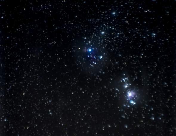 Wie sieht die Bearbeitung von deep Sky Objekten aus?