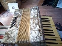 mein Akkordeon - (Musik, Musikinstrumente, Antiquitäten)