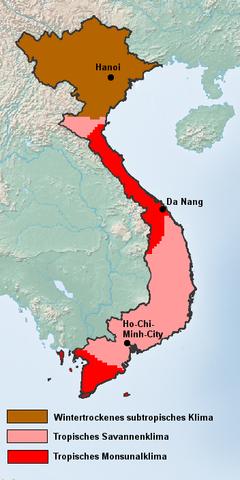 Vietnam - (Erdkunde, Geographie, Asien)