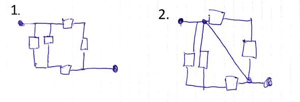 wie sind folgende elektrotechnische grundschaltungen zu berechnen elektrotechnik schaltung. Black Bedroom Furniture Sets. Home Design Ideas
