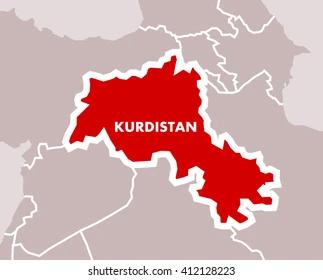 Wie soll das klappen das mit Kurdistan?