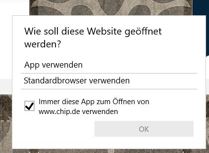 meldung - (Windows, App, Website)