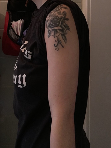 Mein arm - (Tattoo)