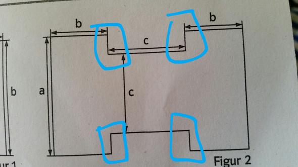 Wie soll ich den Umfang/Flächeninhalt ausrechnen? (Schule, Mathe ...