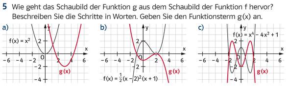Aufgabe b - (Mathematik, Funktion, Gleichungen)