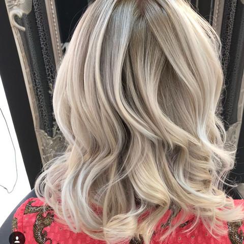 Wie Soll Ich Mir Meine Haare Färben Bild 1 Oder 2 Farbe
