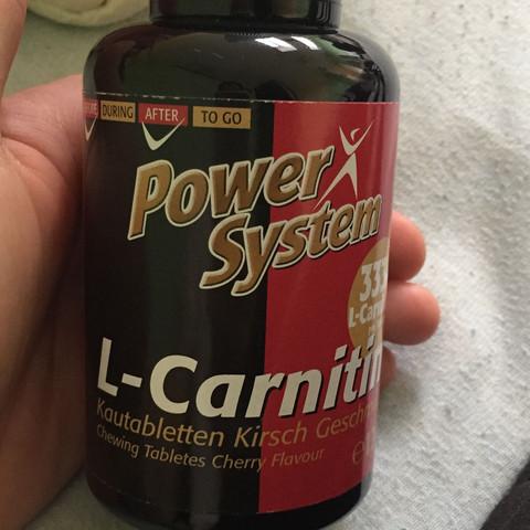 Wie ist die richtige Einnahme  - (Fitness, L-Carnitin)