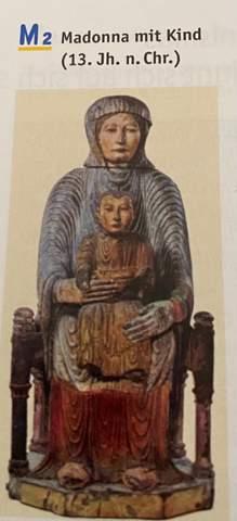 Wie spiegelt diese Skulptur die Renaissance?