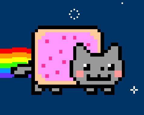 Nyan Cat - (Freizeit, Aussprache, nyan cat)
