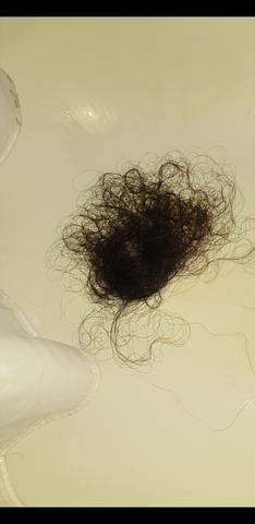 Wie stark schätzt ihr den haarausfall ein?