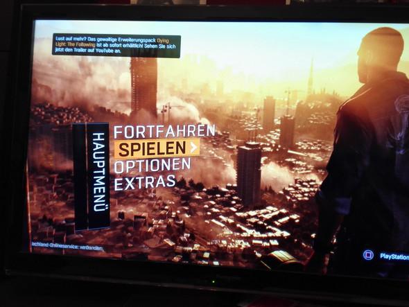 hauptmenü - (Playstation, PSn, Playstation 4)
