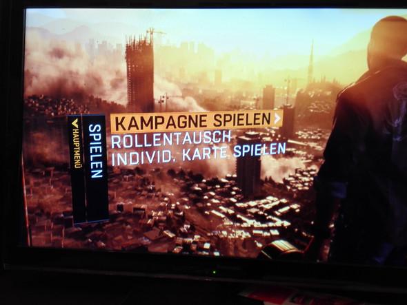Kampagne - (Playstation, PSn, Playstation 4)