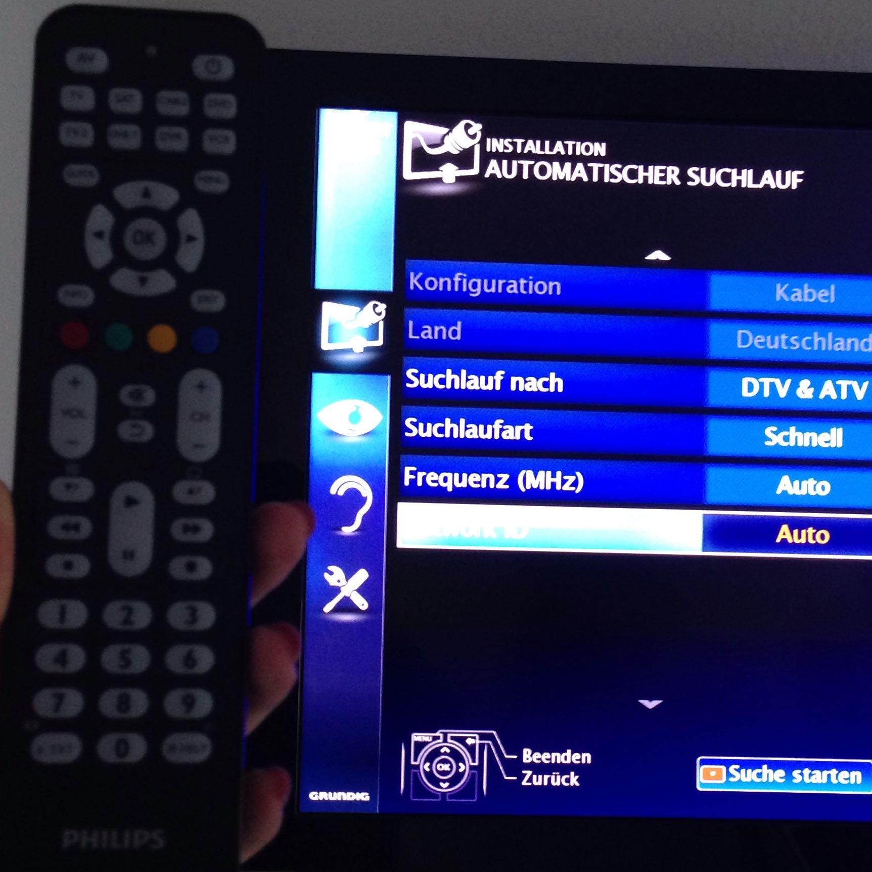 Philips Fernseher Verbindet Sich Nicht Mit Dem Internet