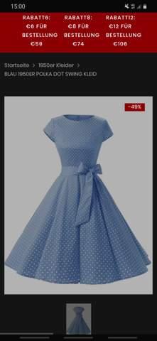 Wie steht ihr zu Retro / 50er Jahre Kleidern?