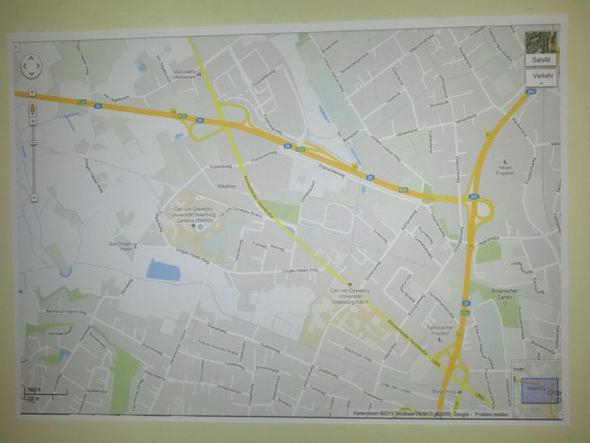 wie stellt man besuchte orte auf einer karte dar google informatik google maps. Black Bedroom Furniture Sets. Home Design Ideas