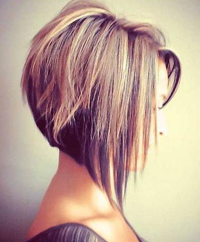 Wie Style Ich Am Besten Meine Haarerausgewachsener Asymetrischer