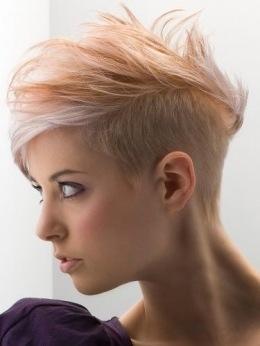 Wie Style Ich Die Frisur Kurze Haare Beauty