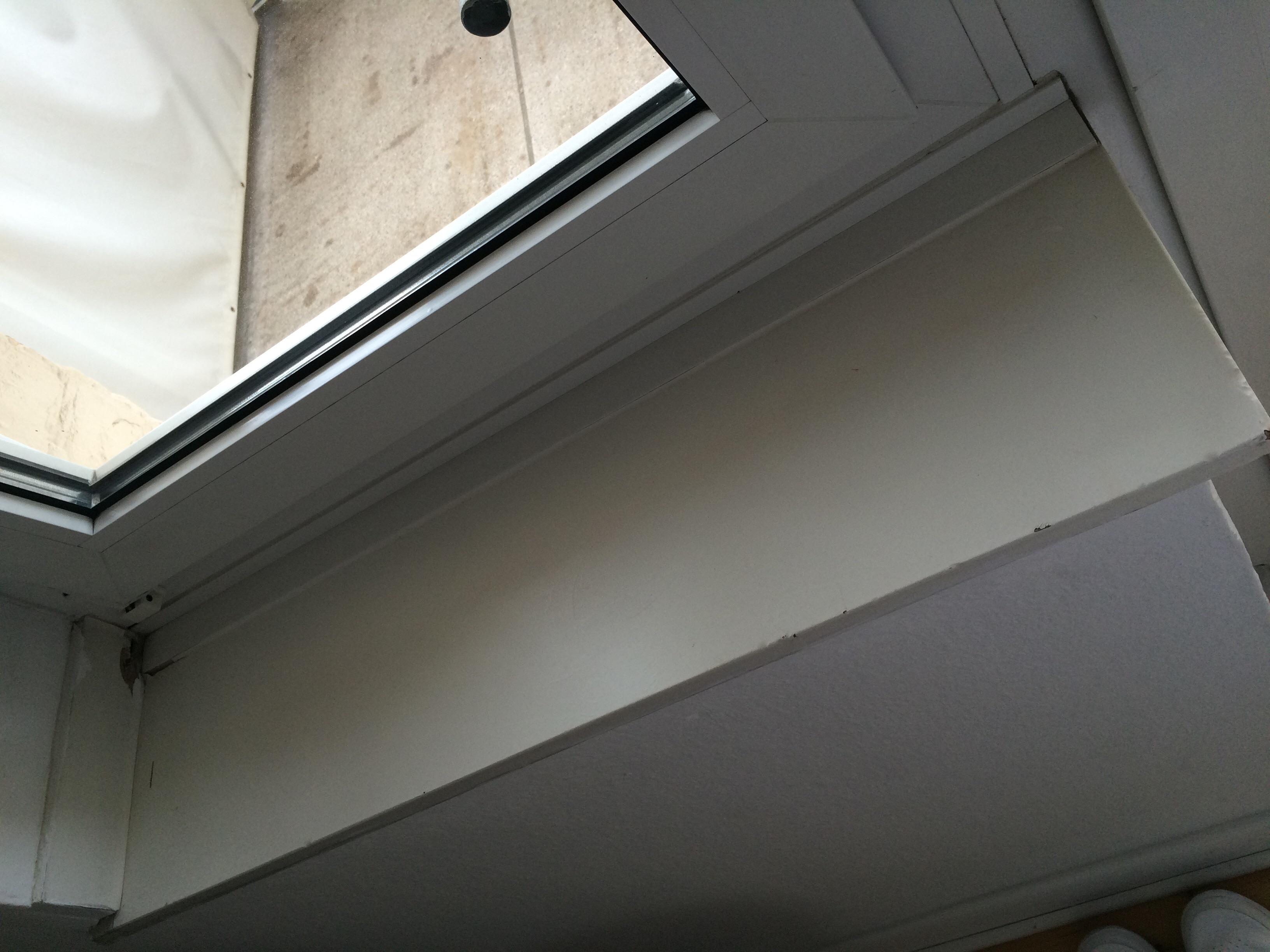 Wie tauscht man so eine Fensterbank aus? Geht das? (Fenster)