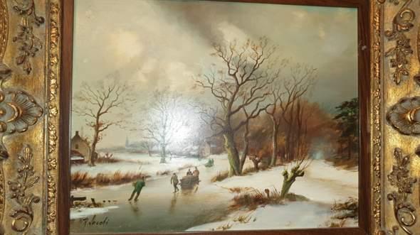 Wie teuer ist dieses Gemälde?