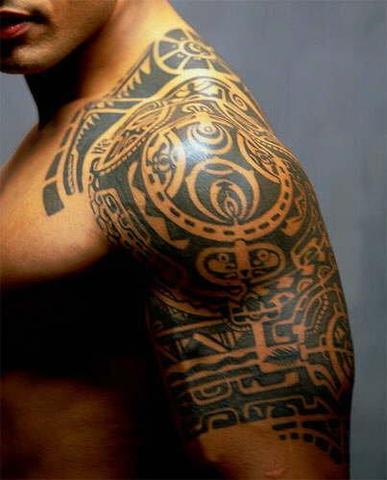 Wie Teuer Ist So Ein Tattoo Wie Das Von Dwayne The Rock Johnson