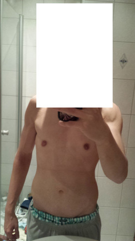 Ein Bild von mir - (Gesundheit, Ernährung, Muskelaufbau)