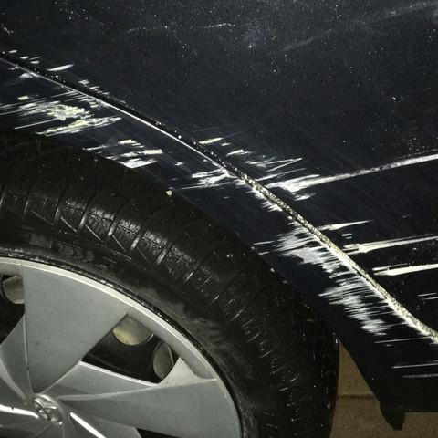 Wie teuer wird die Reparatur (Auto)?