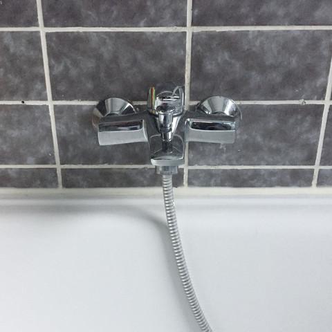 Wie Tief Sind Wasserleitungen Verlegt Badezimmer Bohren Armatur