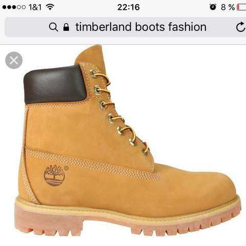 Wie trägt man Timberland Boots?
