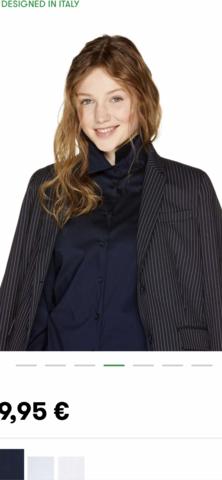 Wie tragt ihr Business Blusen unter einem Blazer?