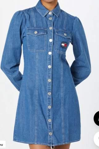 Wie tragt Ihr Jeanskleider lieber?