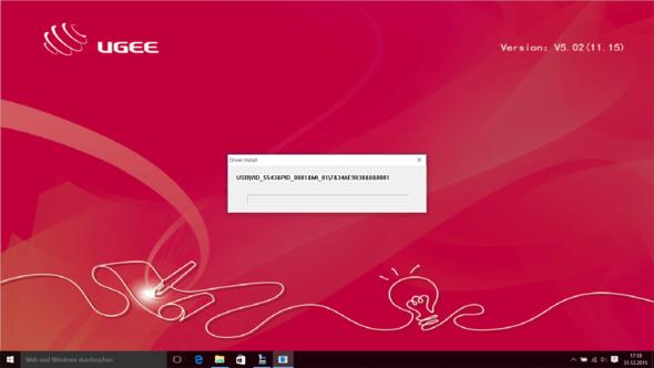 Das Setup - (Windows, Hardware, Treiber)