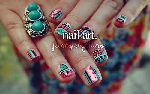 Nails:-) - (Nägel, Fingernägel, Nail Art)
