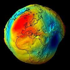 Erde Form - (Erde, Erdform, Erde rund)