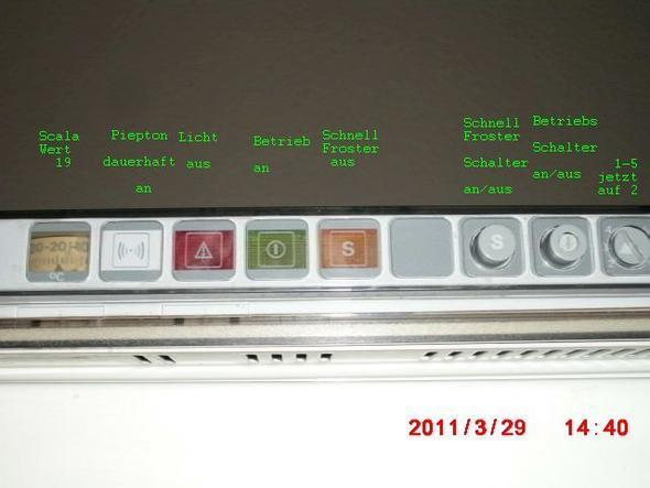 Siemens Kühlschrank Alarm Piept : Wie unterbinde ich den nervenden piepton dauerhaft von meinem