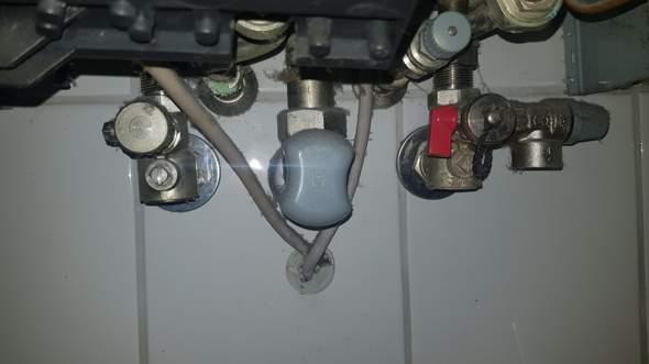 Wie Vaillant Thermoblock atmoTec Wasser auffüllen?