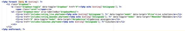 Bild - (html, PHP, Bootstrap)